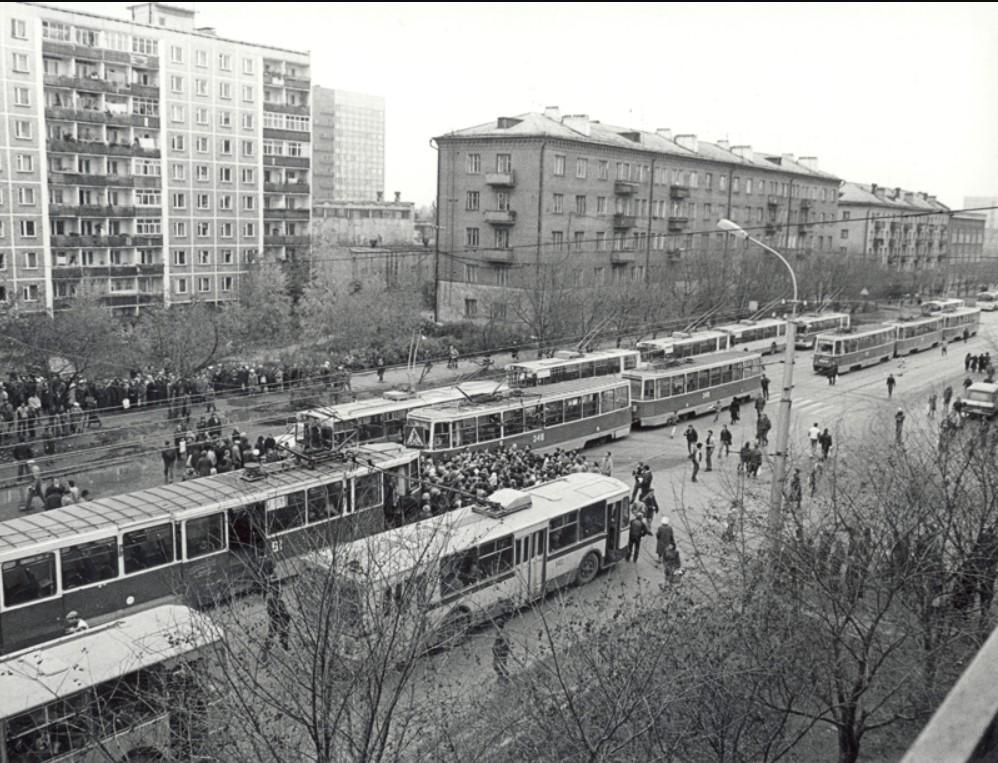 Закат СССР