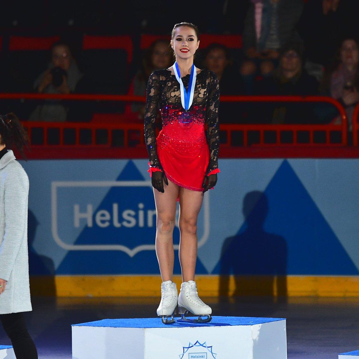 Алина Ильназовна Загитова-2 | Олимпийская чемпионка - Страница 2 WBU1r