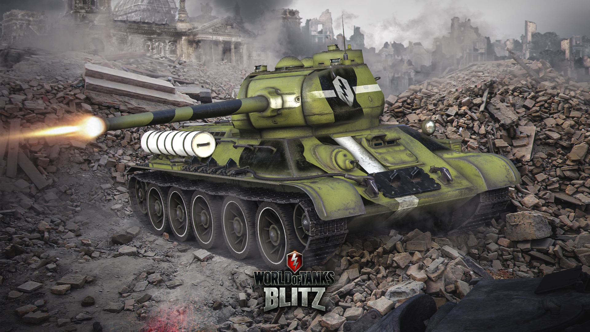 рисунок World Of Tanks Blitz