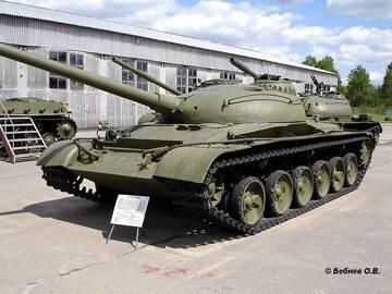 «Объект 140» - опытный средний танк 405if
