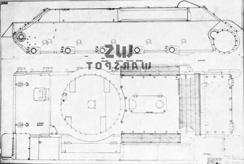 Т-43 - средний танк (1942 г.), опытный 5oDtr