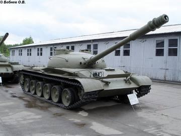 «Объект 140» - опытный средний танк 6NAzY