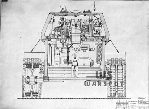 Т-43 - средний танк (1942 г.), опытный AqBYl