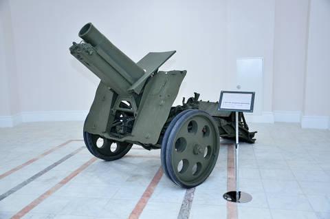 152-мм мортира образца 1931 года («НМ», индекс ГАУ — 52-Г-521) DBrWS
