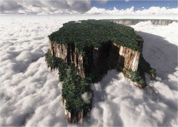 Планета Земля - чудо Вселенной