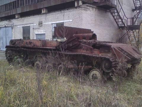 «Объект 477», «Объект 477А» - основной боевой танк (ОКР «Боксёр» / «Молот»). GIFpK