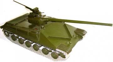 «Объект 450» - средний танк (проект) PW7Ad