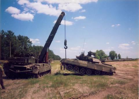 «Объект 478Д» - опытный основной боевой танк S5pXs
