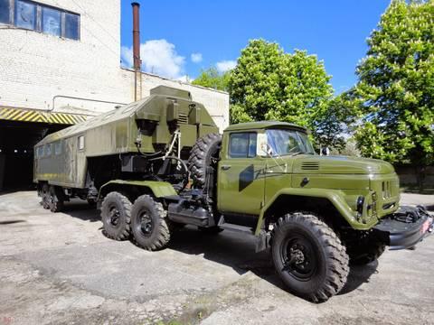 АХБ-2,5 - блок хлебопекарный автомобильный VE5Yg