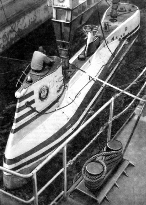 Проект 1832 «Поиск-2» - глубоководный аппарат XQSv1