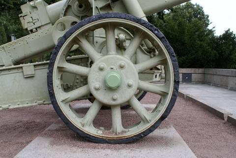 МЛ-20 - 152-мм гаубица-пушка образца 1937 года (52-Г-544А) ZOFuc