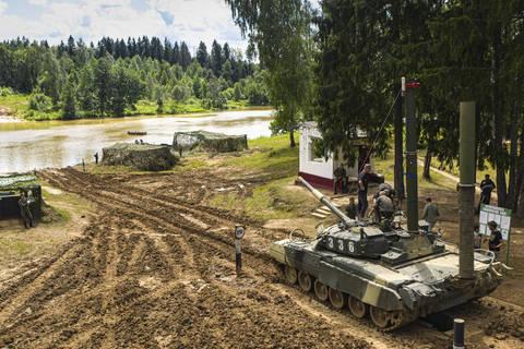 Т-80У («Объект 219АС») - основной боевой танк IDVnY