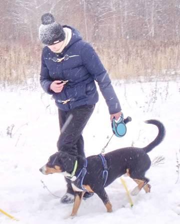 В декабре (15,16 числа) начинаются занятия по трейбболу в Кузьминках