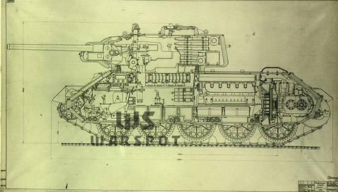 Т-43 - средний танк (1942 г.), опытный L8Hfn