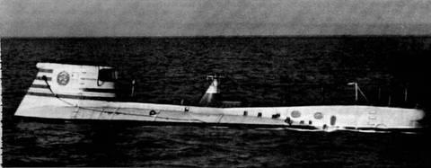Проект 1832 «Поиск-2» - глубоководный аппарат NOqeU
