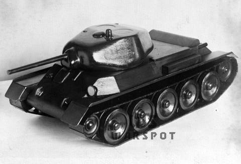 Т-43 - средний танк (1942 г.), опытный NxuVy