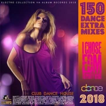 [Club, Dance] VA - 150 Dance Extra Mixes [2018, MP3, 320 Kbps]