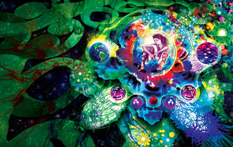 Арт-Прозрение. Бог(иня)-Медуза