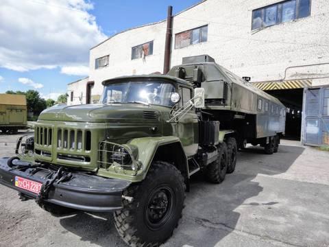 АХБ-2,5 - блок хлебопекарный автомобильный ZpUhy
