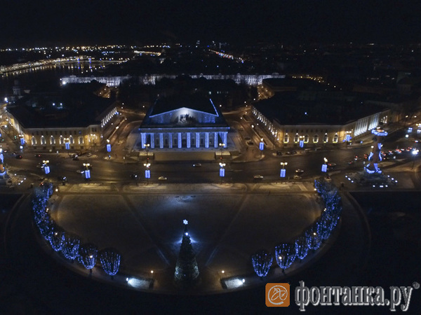 Санкт (Санктум) - Петербург. Послание Древних Цивилизаций...