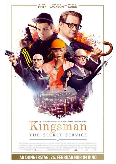 Kingsman: Секретная служба Kingsman: The Secret Service